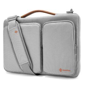 Tomtoc 360 Protective Laptop Sleeve Shoulder Bag