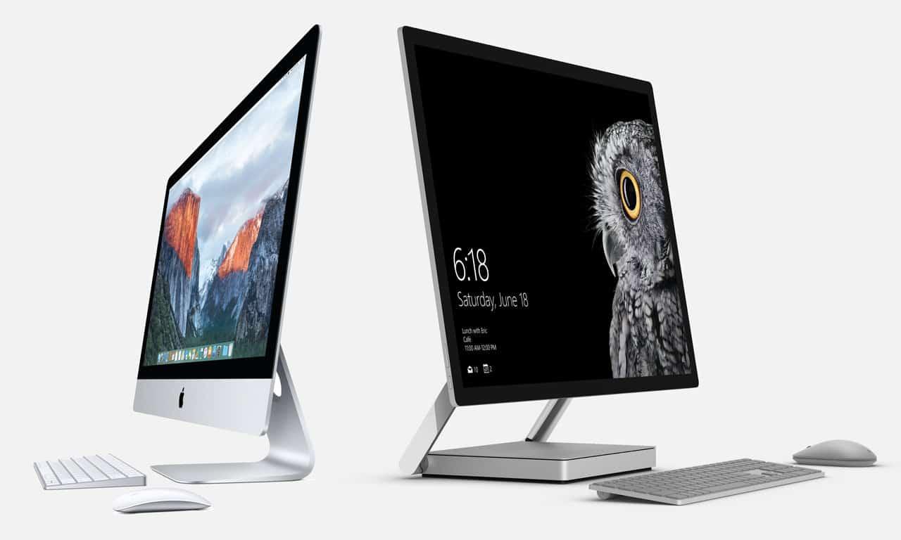 Surface studio vs imac new - Surface Studio Vs Imac New 7