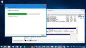 How to Remove Recovery Partition on Microsoft Surface RT