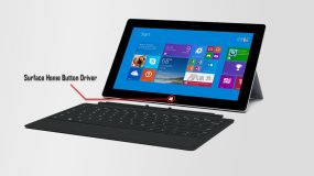 How to Disable Surface Home Button on Surface RT, 2, Pro, Pro 2 and Pro 3