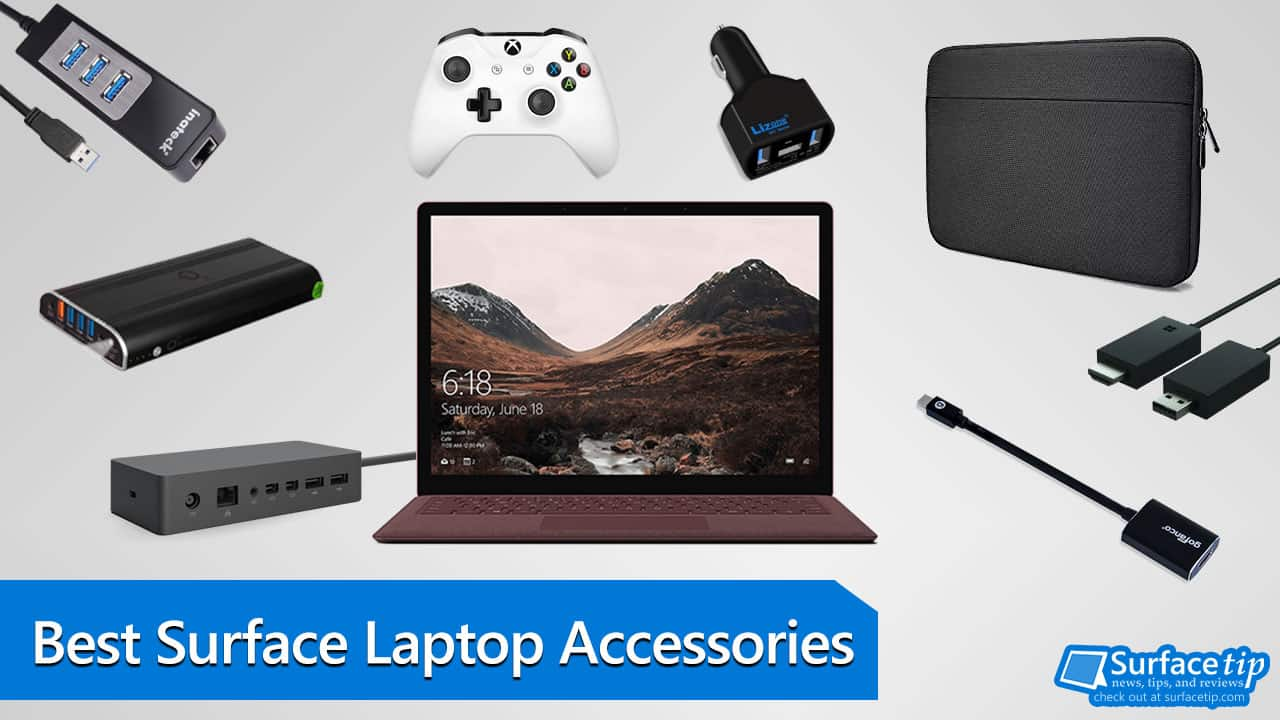Best Surface Laptop Accessories