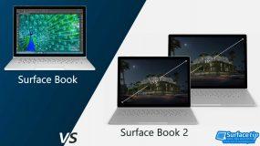 Surface Book 2 vs Surface Book Detailed Specs Comparison
