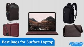 Best Microsoft Surface Laptop Bags, Briefcases, and Backpacks in 2019