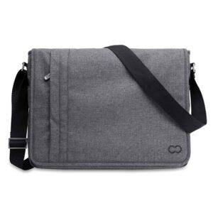 CaseCrown Campus Horizontal Messenger Bag for 15-inch laptop