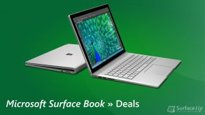 Microsoft Surface Book Deals