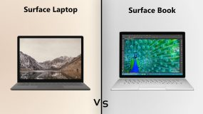 Microsoft Surface Laptop vs. Surface Book