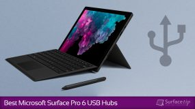 Best USB Hubs for Microsoft Surface Pro 6