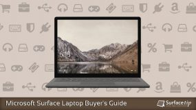 Microsoft Surface Laptop Buyer's Guide