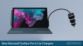 The Best Microsoft Surface Pro 6 Car Chargers in 2019